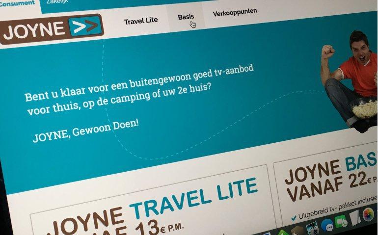 Joyne breidt aanbod met nieuwe tv-zenders uit
