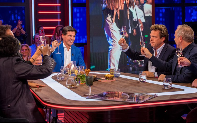 RTL Late Night blundert
