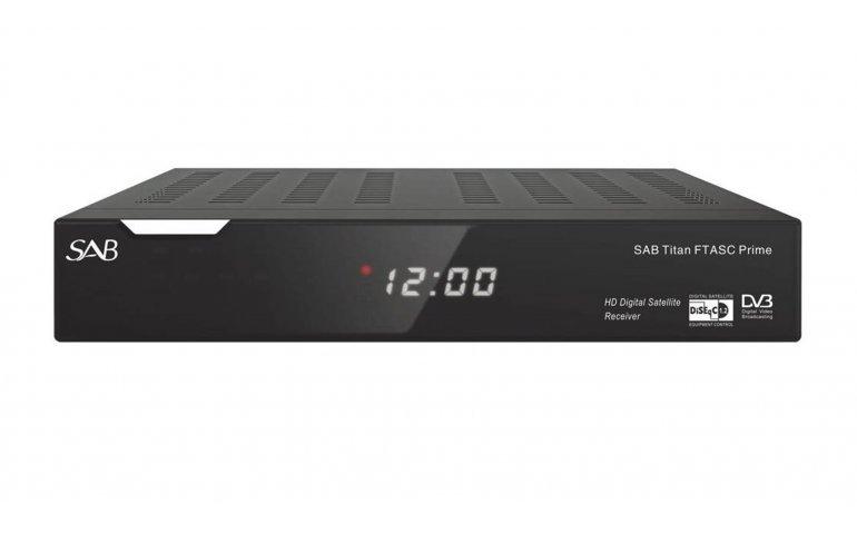 Getest in Totaal TV: de SAB Titan FTASC Prime, een betrouwbare instapontvanger