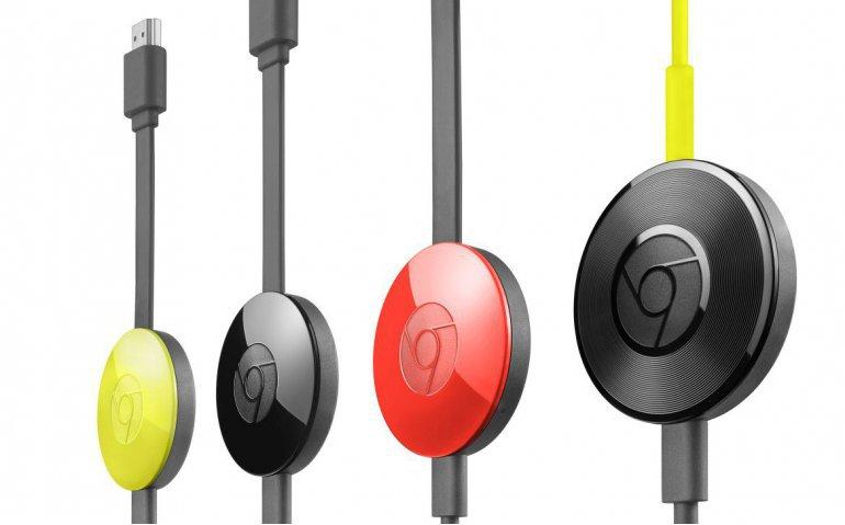 Google komt met nieuwe Chromecast