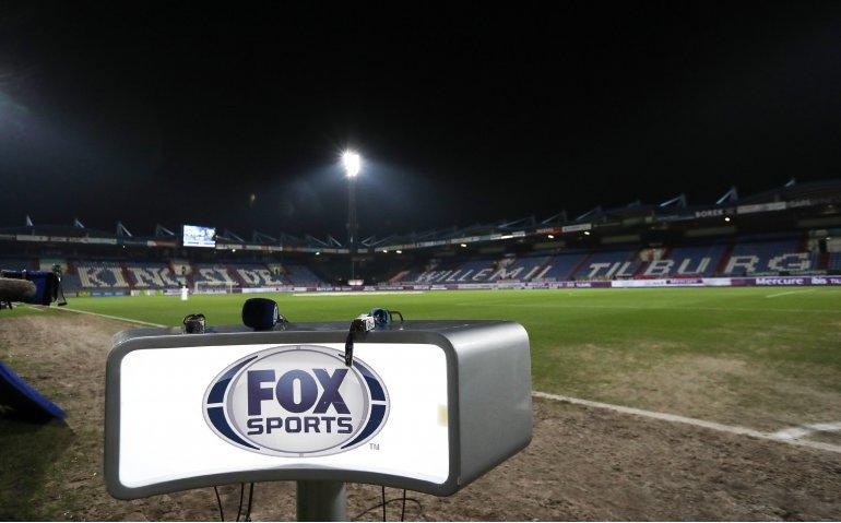 'Reclame op FOX Sports GO'