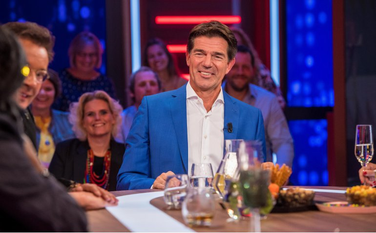 RTL blijft achter Twan Huys en RTL Late Night staan