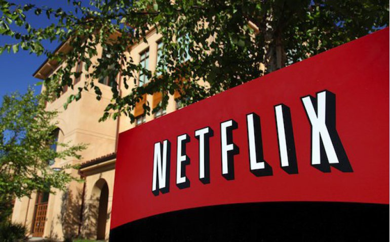 Netflix groeit flink