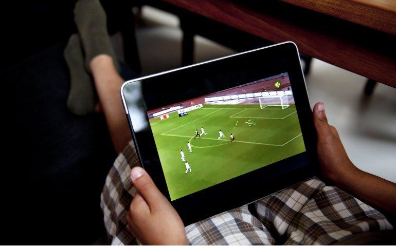 Online voetbal voor deel abonnees Joyne