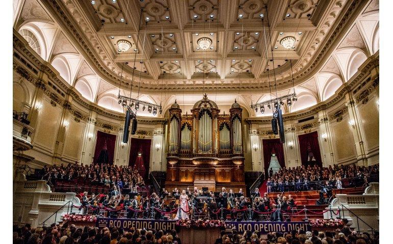 Ziggo zet klassieke muziek in etalage