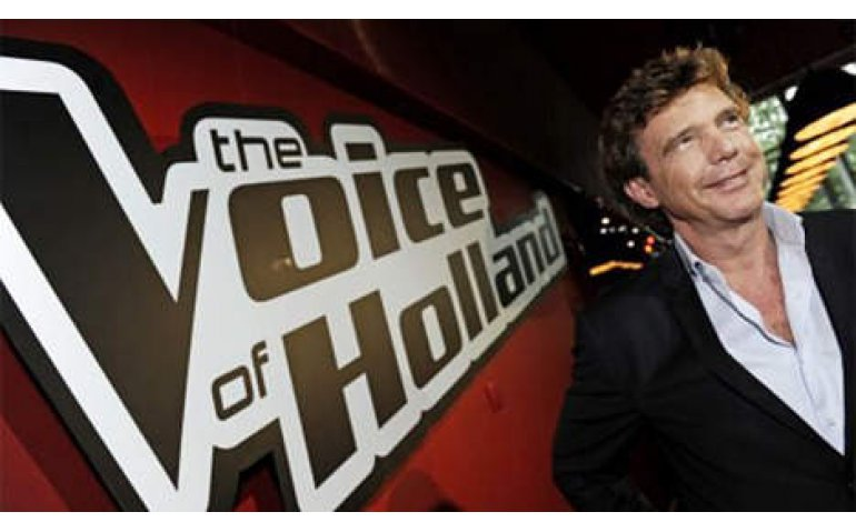 The Voice of Holland geschenk uit de hemel voor RTL Late Night