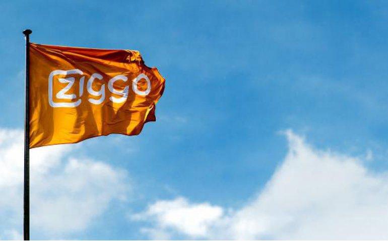 Ziggo verliest klanten maar verkoopt meer internet