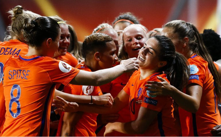 WK voetbal play off Nederland – Zwitserland live op Veronica
