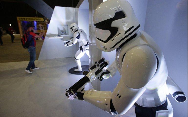 OTT-dienst Disney begint ook in Benelux met exclusieve Star Wars