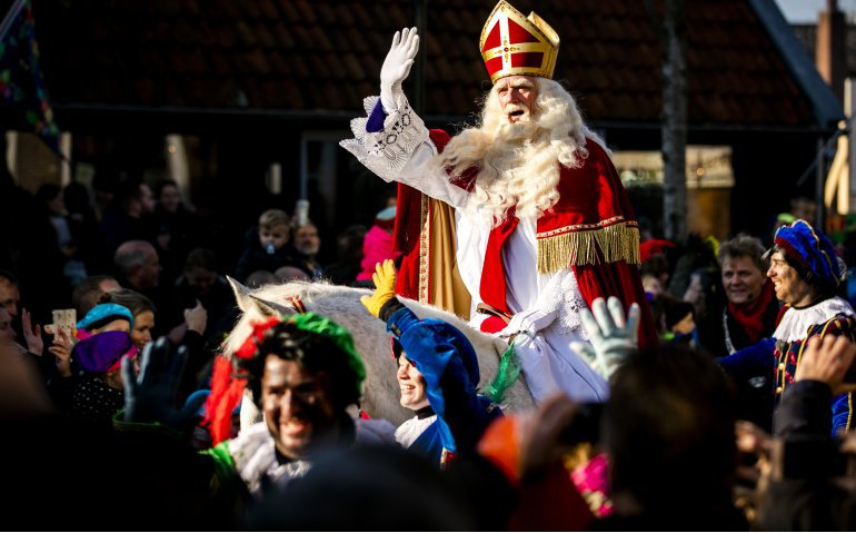 Videoland verwelkomt Sinterklaas