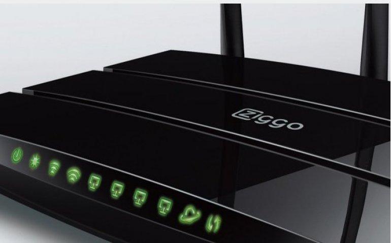 Ziggo gaat netwerkapparatuur verhuren om WiFi te verbeteren