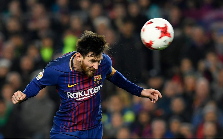 PSV – FC Barcelona live op televisie en radio