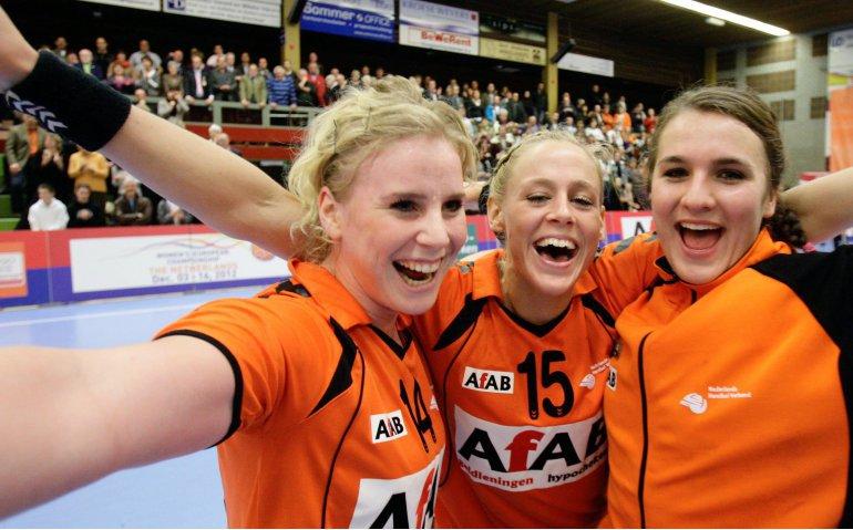 EK met Nederlandse handbalvrouwen live op Ziggo Sport