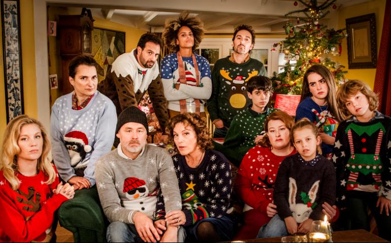 Videoland voegt nieuwe serie Kerst met de Kuijpers toe