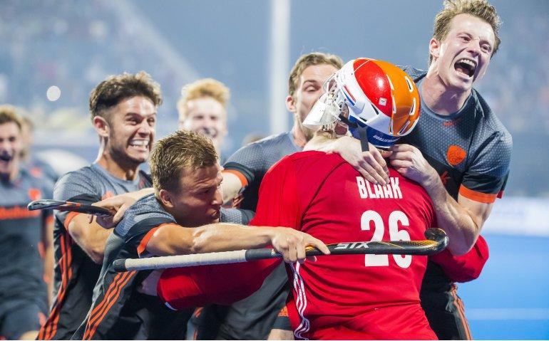 Finale WK Hockey Nederland – België live op televisie en radio