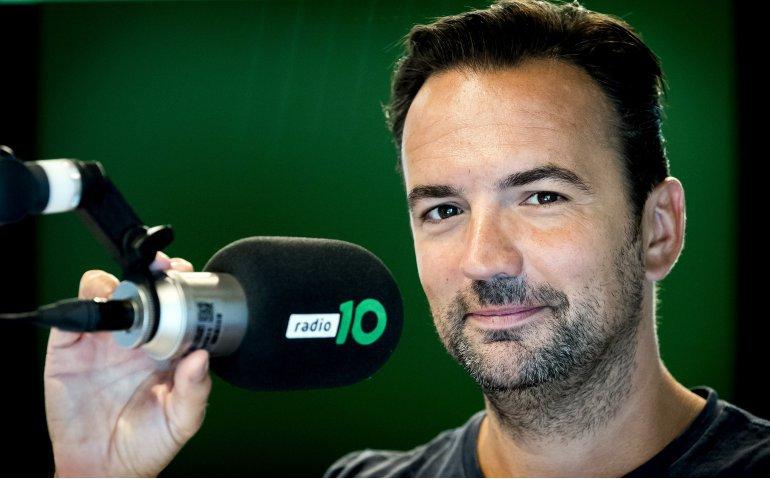 Radio 10 stijgt tot boven de 10