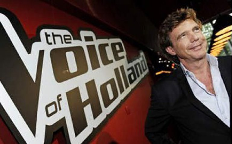 John de Mol wil The Voice op SBS6