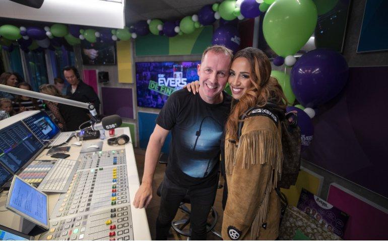 Afscheid Edwin Evers op SBS6 beter bekeken dan Veronica Inside