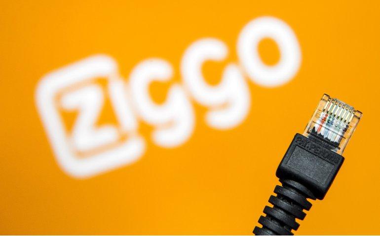 Celstraf voor oplichten klanten Ziggo