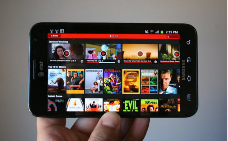 Abonnement Netflix moeilijker verkrijgbaar