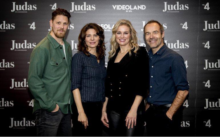 Alle afleveringen Holleeder-serie Judas online bij Videoland