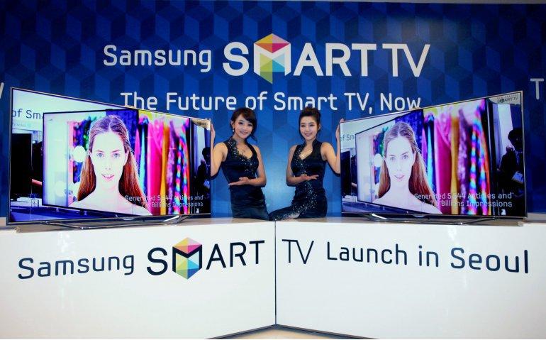 Streamen audio en video naar Samsung Smart TV met Airplay 2