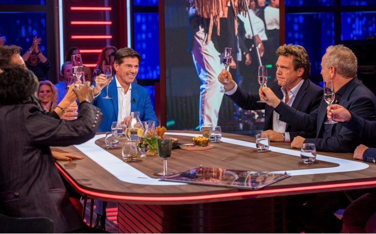 RTL Late Night en 6 Inside houden elkaar in evenwicht
