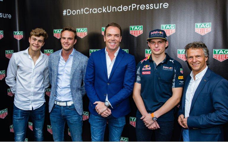 Ziggo Sport houdt Formule 1-team in stand