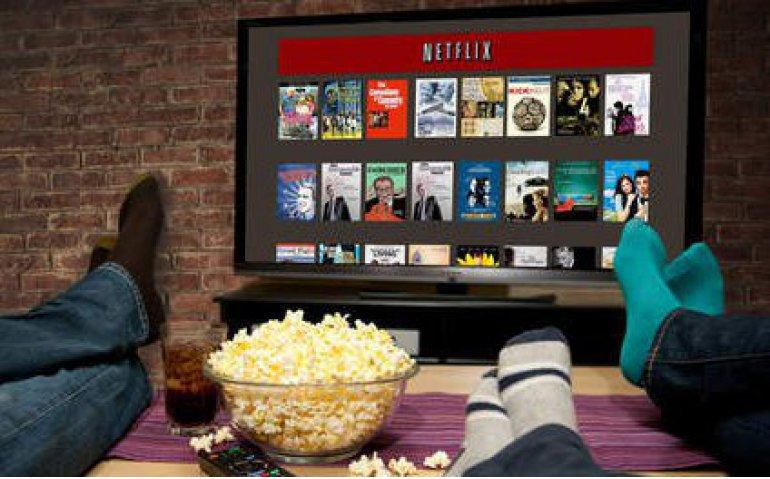 Nog meer films en series bij Netflix