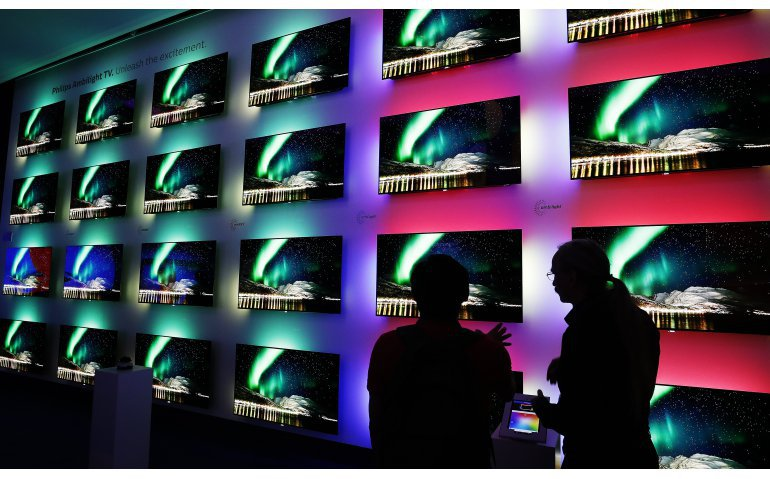 TP Vision kondigt nieuwe Philips TV's aan met 4K en Ambilight