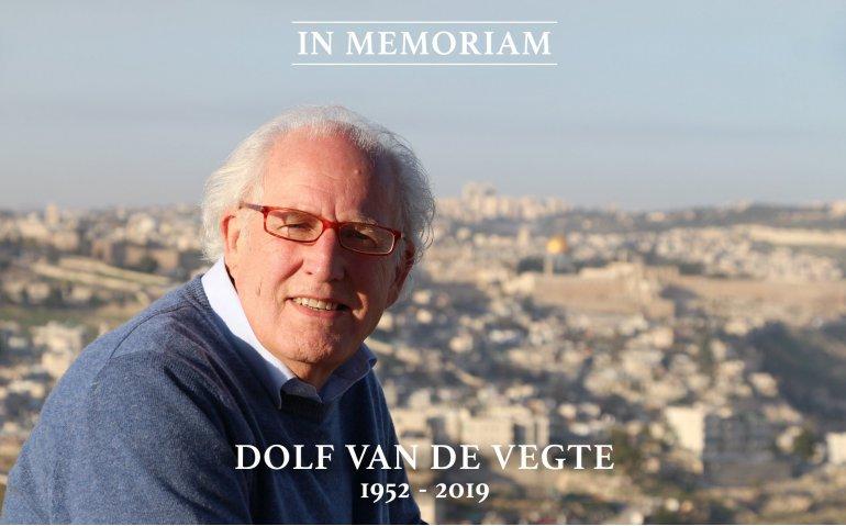 Family7-oprichter Dolf van de Vegte overleden