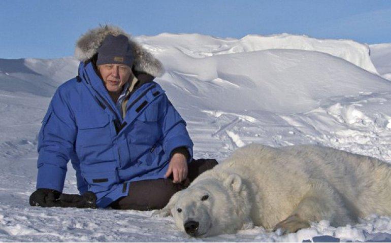 Nieuwe natuurserie David Attenborough op BBC One