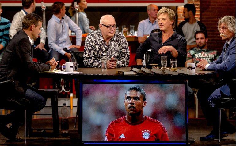 Het is nu definitief: Wim Kieft voetbalanalist bij Veronica Inside