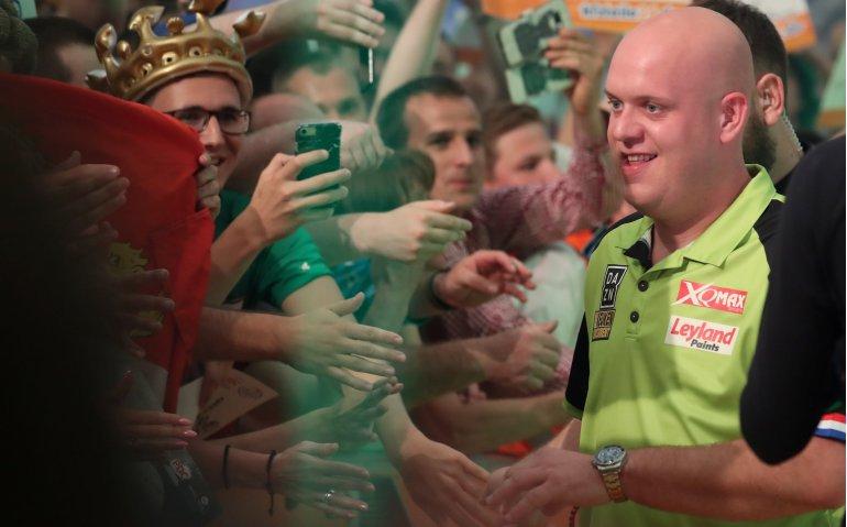 Nieuw seizoen Premier League of Darts volledig op RTL 7