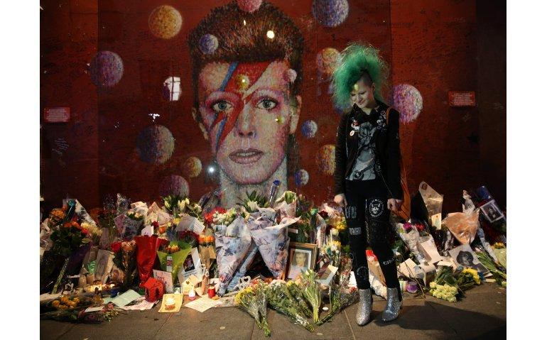 BBC eert zanger David Bowie