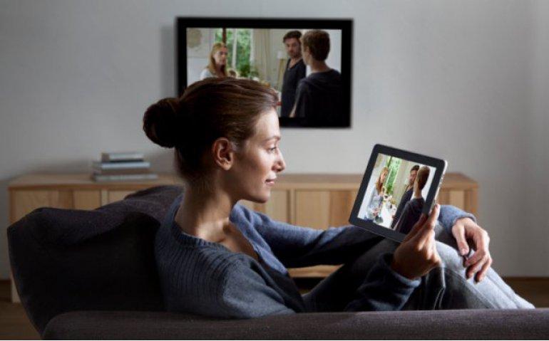 Goed nieuws voor Netflix, Videoland en NLziet: TV-kijken via internet wint terrein