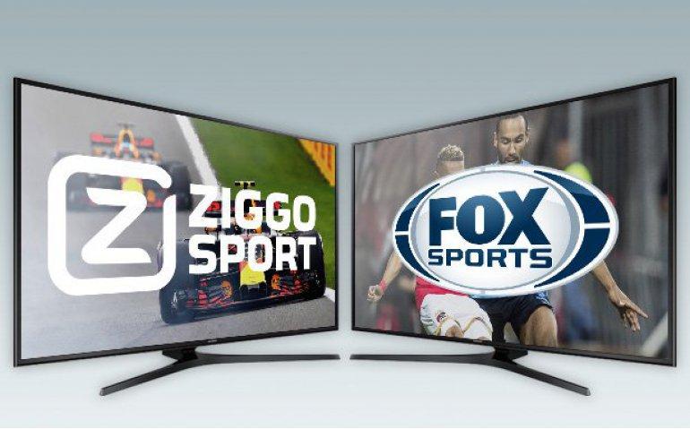 Het verschil tussen FOX Sports en Ziggo Sport