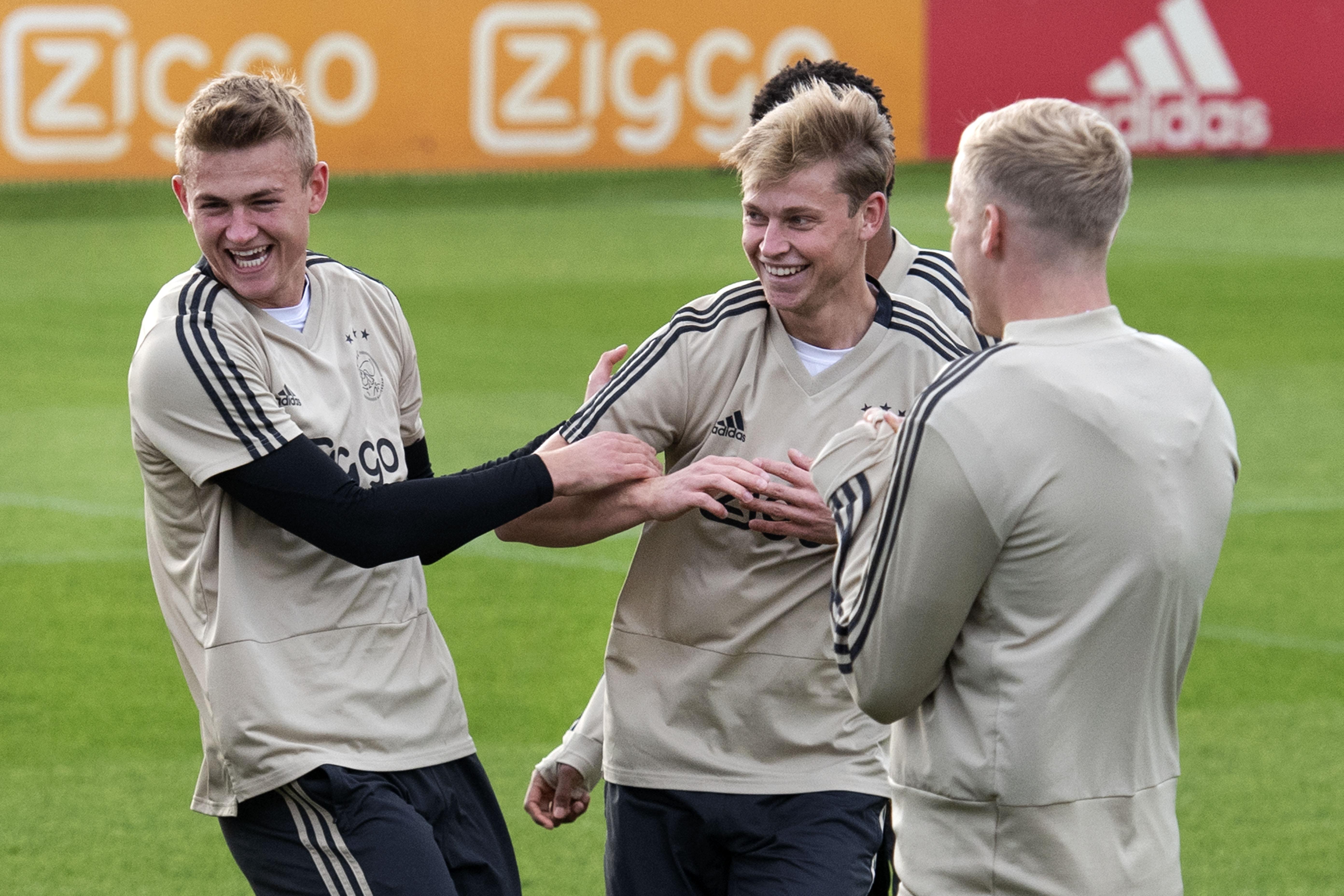 Ajax – Real Madrid live op televisie en radio