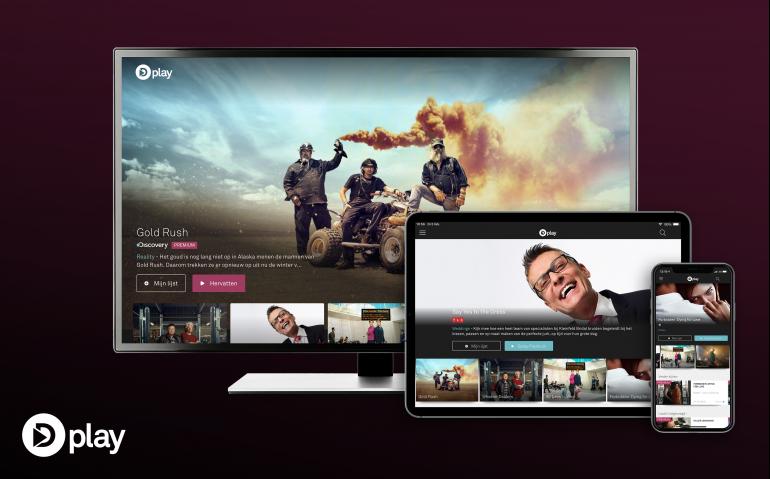 Nieuwe online streamingdienst in Nederland: Discovery Dplay