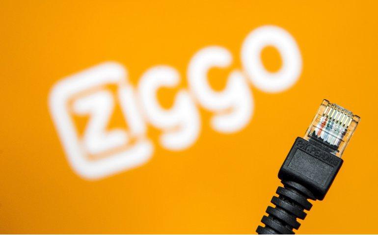 VodafoneZiggo: Uitrol supersnel internet Ziggo duurt enkele jaren