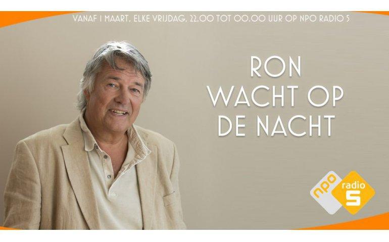 Ron Brandsteder keert terug op de radio