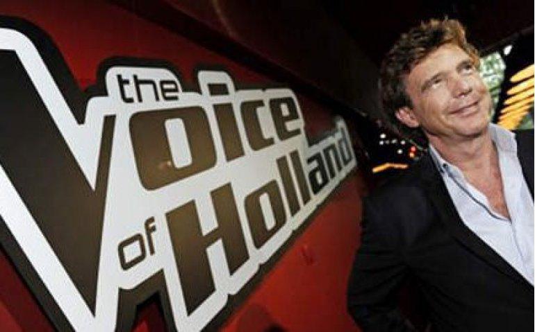 Mogelijk laatste finale The Voice op RTL 4