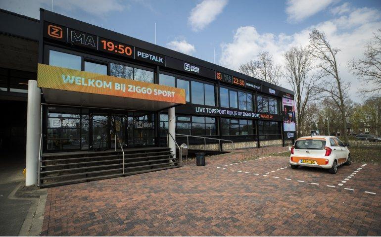 KPN blijft achter met Ziggo Sport Totaal HD