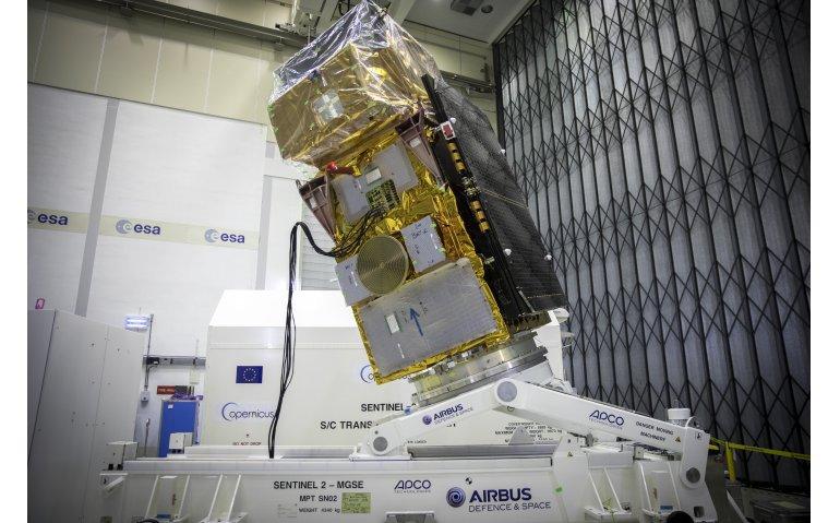 Storing ontvangst satelliet verwacht