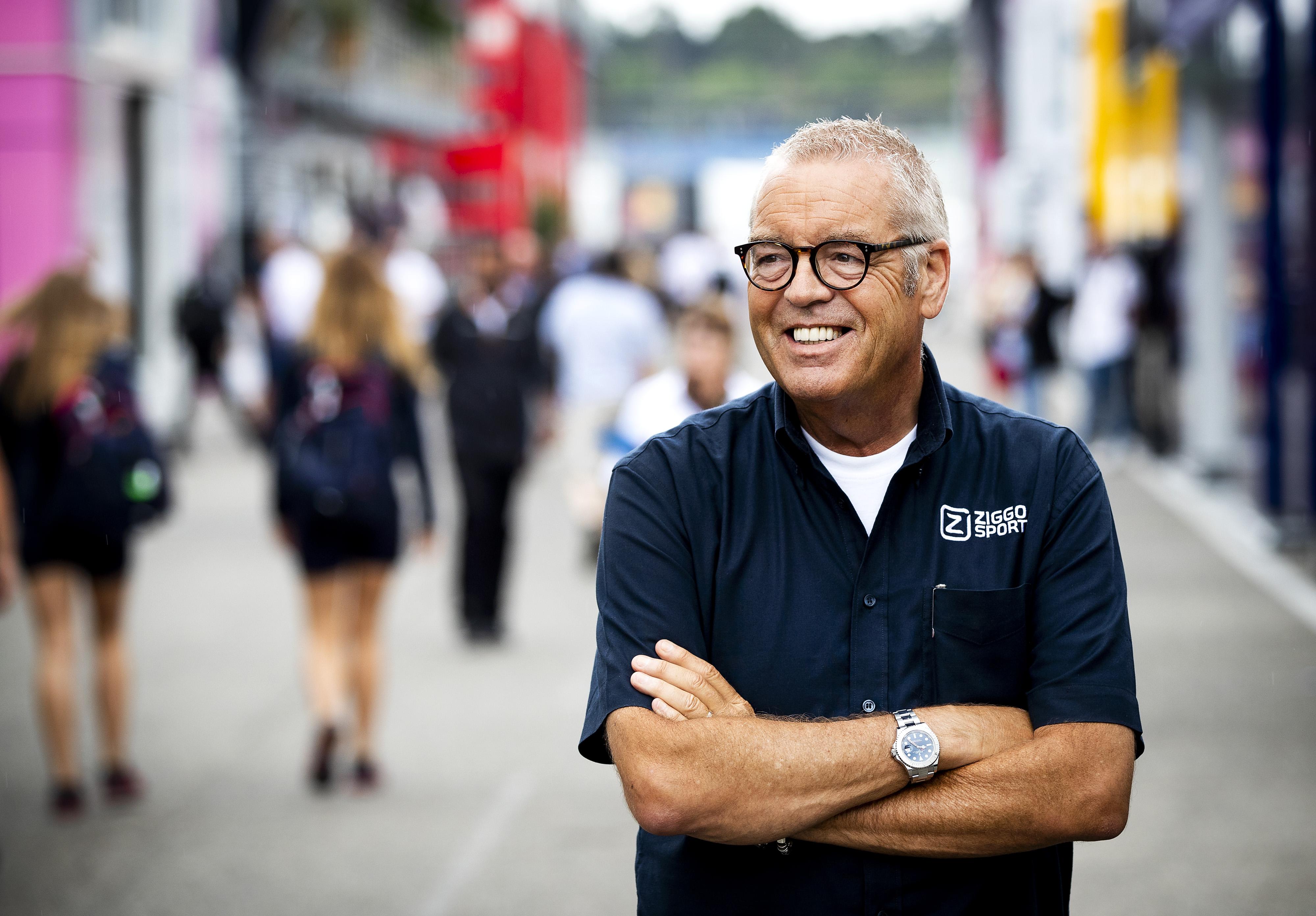 Stoelendans bij Ziggo Sport Formule 1