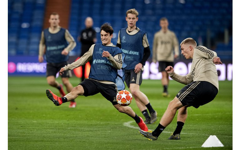 Real Madrid – Ajax live op televisie en radio