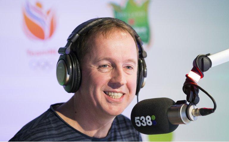 'Edwin Evers tijdens Olympische Spelen terug op radio'
