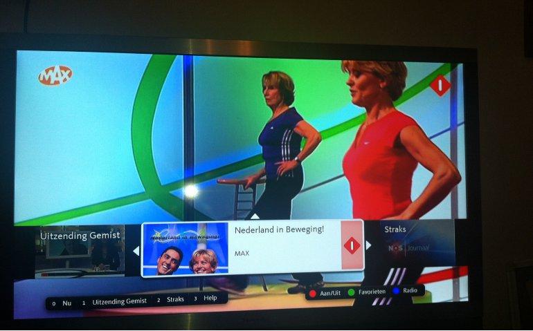 NPO levert geen HbbTV meer op oudere televisies