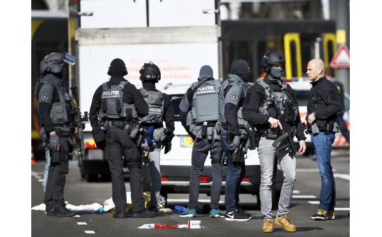 Mogelijke aanslag Utrecht uitvoerig op tv, internet en radio