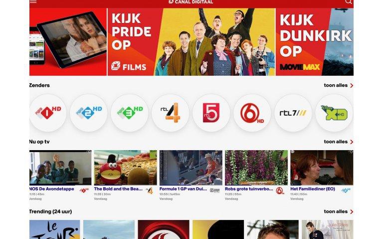 Canal Digitaal: Geen smartcard satelliet meer bij online abonnementen